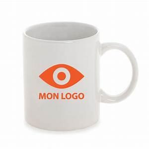 Mug Licorne Pas Cher : mug personnalis blanc objet publicitaire gourde mug ~ Teatrodelosmanantiales.com Idées de Décoration