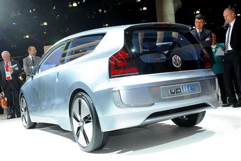 Volkswagen Up Lite Diesel Electric Hybrid Concept