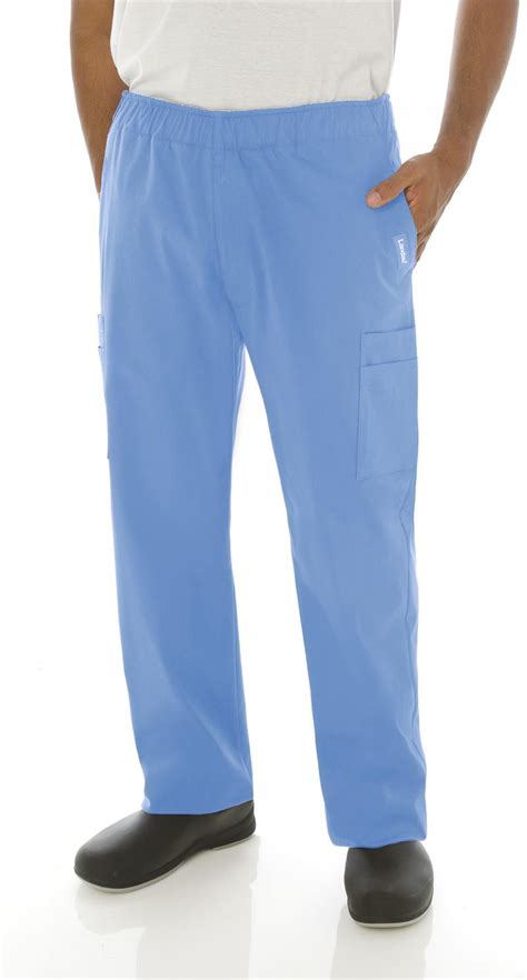 Ceil Blue Scrubs Landau by Landau 2012 Landau 2012 S Stretch Contemporary Fit