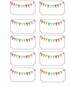 1000 images about carnival themed bday on pinterest for Cake labels template