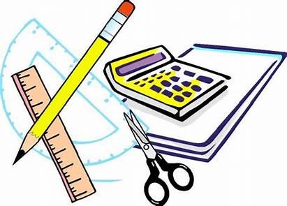 Clipart Materials Clip Library Classroom Cliparts Algebra