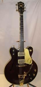 Gretsch 6122 Chet Atkins Country Gentleman 1970 Dark
