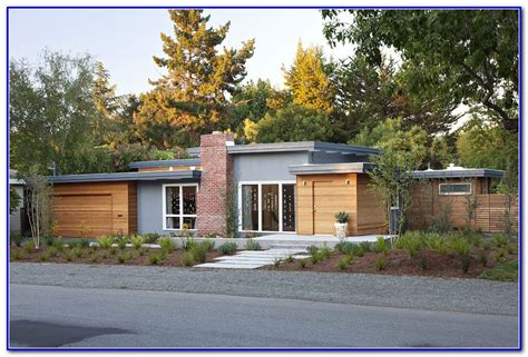 A Colorful Modern Home Designed With Usability In Mind by Epic 40 Mid Century Modern House Paint Colors For