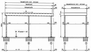 Carport Maße Für 2 Autos : siebau stahl carport cp 589 mit flachdach hwg tec ~ Michelbontemps.com Haus und Dekorationen