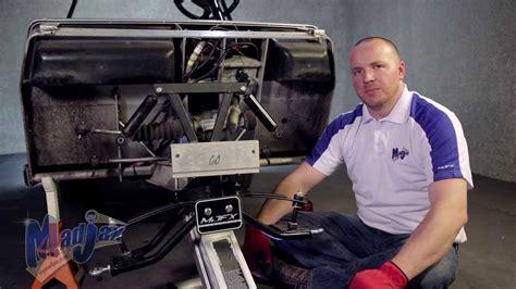 arm lift kit  club car ds   install video