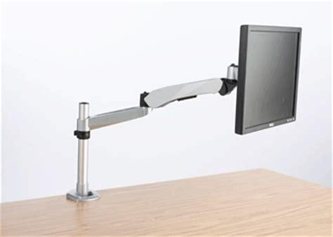 desktop monitor mount arm swk 762 6 pivot desktop mount
