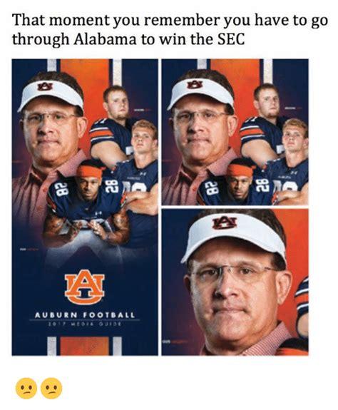 Alabama Auburn Memes - 25 best memes about auburn football auburn football memes
