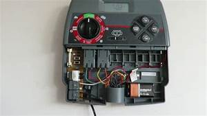 Troubleshooting No Power To Lawn Sprinkler Timer Unit