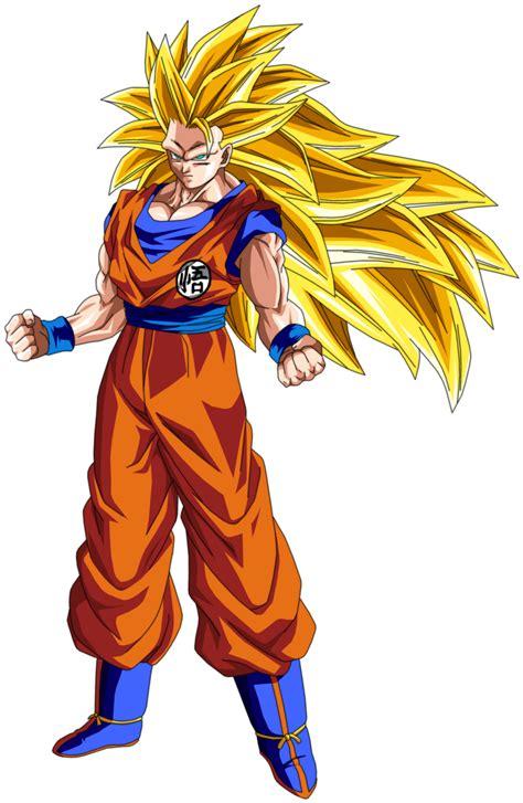 Ssj3 Goku Vs Janemba And Super Buu Gotenks Absorbed