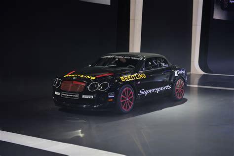 Bentley Continental Supersports Ice Speed Record Geneva 2018