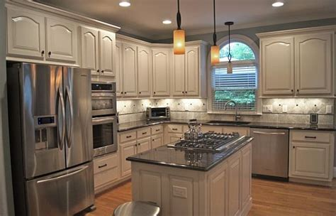updating  kitchen cabinets replace  reface