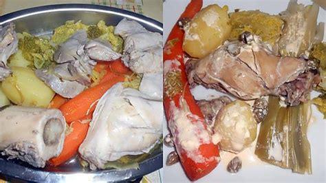 recette de petit pot au feu de lapin