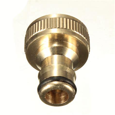 garden hose connectors 10x 3 4 brass threaded garden hose water tap fittings