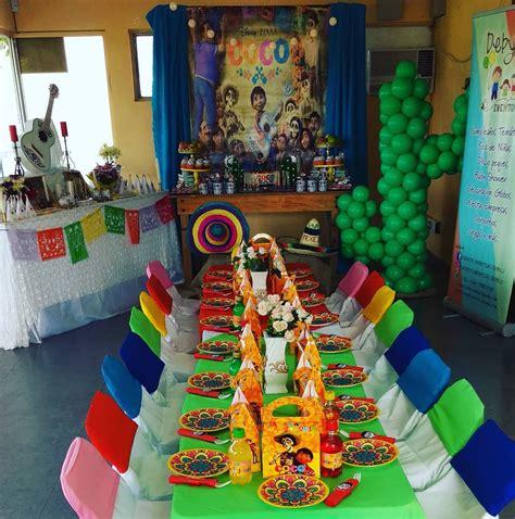 decoracion coco fiesta tem 225 tica de coco disney 30 ideas para fiestas
