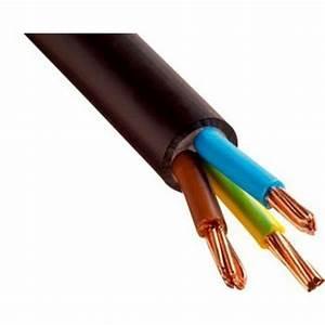 Section Fil Electrique : c ble lectrique ro2v 3g6 b m vj nexans prix au m tre ~ Melissatoandfro.com Idées de Décoration