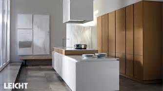 küche leicht küchen und parkettwelt nusse