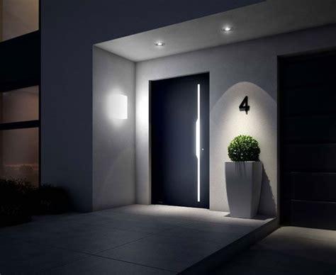 Gute Beleuchtung Am Hauseingang Verhindert Unfälle Und