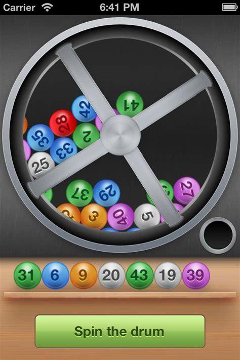 lotto formula number generator  mega millions