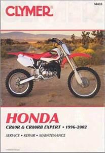 Clymer Honda Cr80r 1996