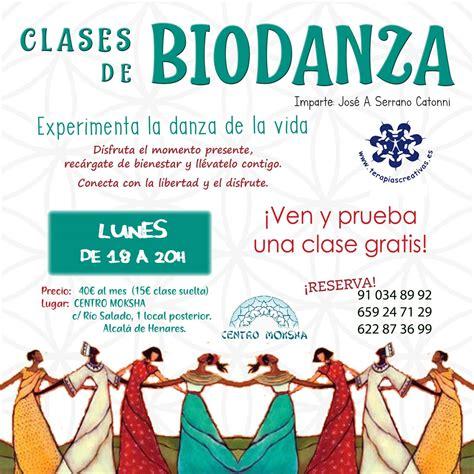 BioDanza Alcalá Henares. Centro Moksha - Terapias ...