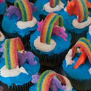 Back To Organic – Magical Cupcakes for Halloween or Themed