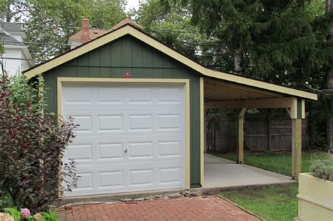 single story prefab garage efficient and excellent