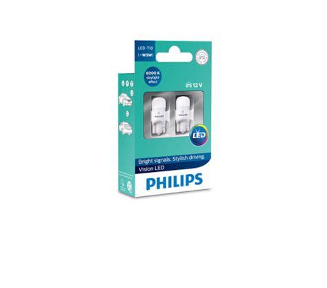 Philips Illuminazione Led by Lada Philips Led W5w Lacasadel4x4 It