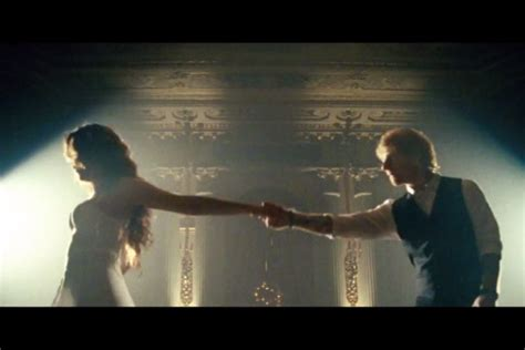 New Video Ed Sheeran 'thinking Out Loud'