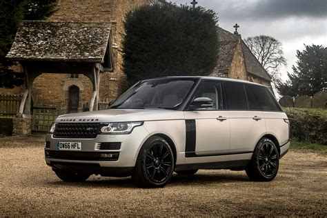 range rover autobiography new range rover autobiography 2017 review pictures