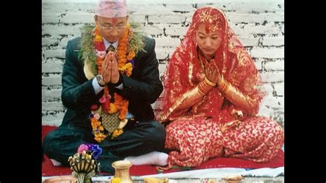 nepal newari marriage nepali wedding ceremony kathmandu traditional