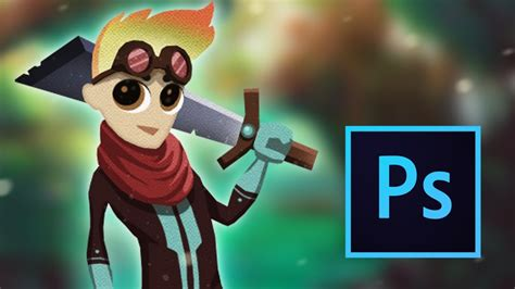game character design animation   photoshop