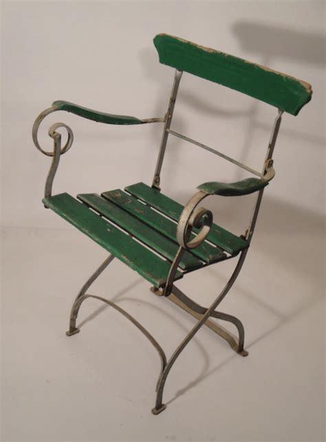 chaises pliantes de jardin stunning chaise de jardin pliante ancienne gallery home