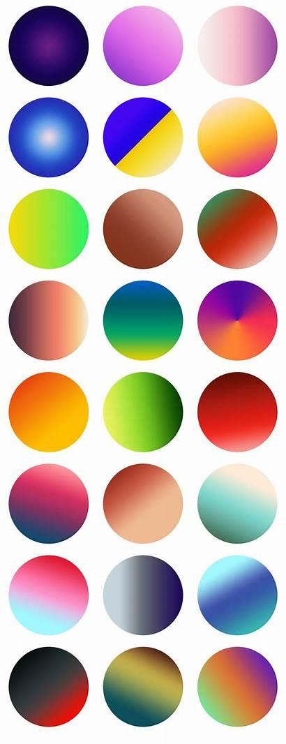 Vibrant Gradients Photoshop Gradient Graphicsfuel Colour Patterns