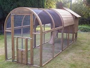 chicken coops coops and outdoor cats on pinterest With dog enclosure ideas