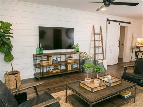 Fixer Upper Get The Look In Your Living Room