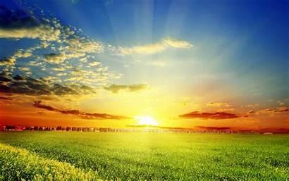 Sun Nature Wallpapers Baltana