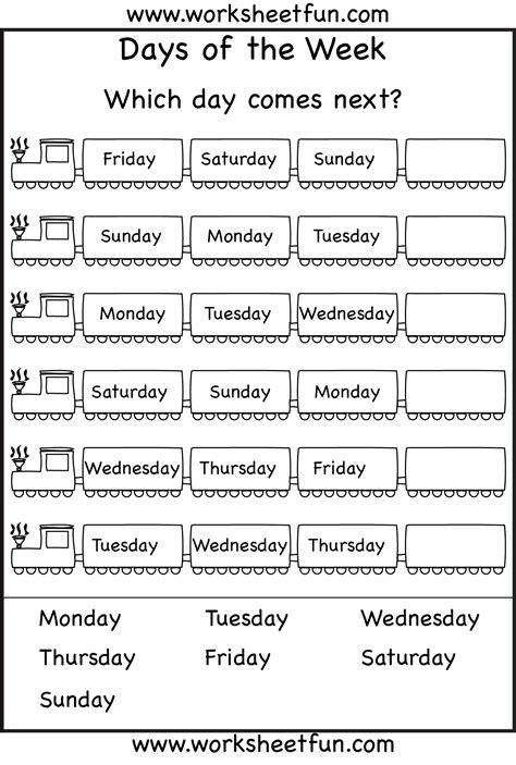 math kindergarten winter activities worksheets time