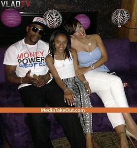 Floyd Mayweather Drops Serious Dough on Daughter's B-Day!