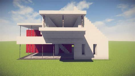 minecraft simpleeasy modern house easy minecraft house