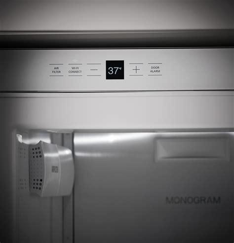 zirnpkii monogram  integrated column refrigerator monogram appliances