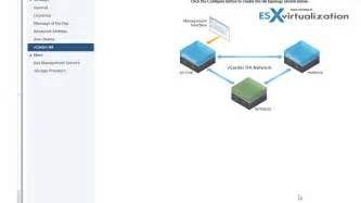 Vmware Diagram Simple by Vmware Vcsa 6 5 Active Passive Setup Simple Configuration