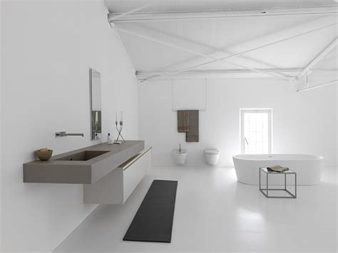 robinetterie de cuisine meuble de salle de bain suspendu en céramique kerlite mb3