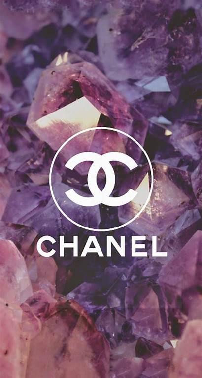 Coco Chanel Iphone Diamonds Plus 4k Iphonewalls