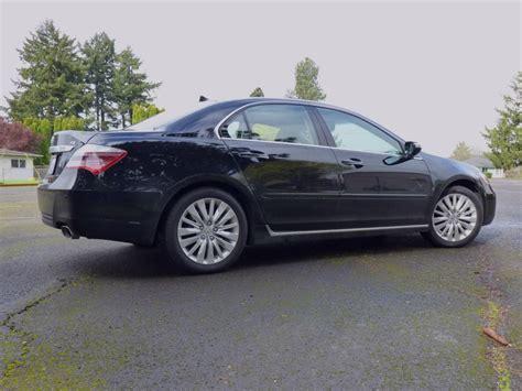 2019 Acura RL :  2011 Acura Rl Advance, Size