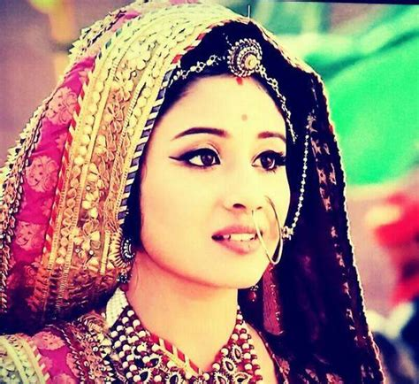 Paridhi Sharma Jodha Bai In Jodha Akbar Hq Wallpaper And