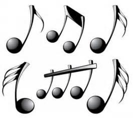 Music Notes Vector Art