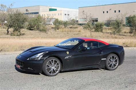 New Ferrari California Set For Geneva Reveal Autocar