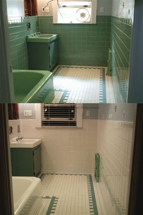 Painting Bathroom Tiles Before And After by Simply Dec Accs And Beyond February 2012