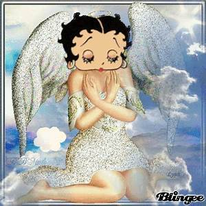 betty boop angel Picture #124556762   Blingee.com