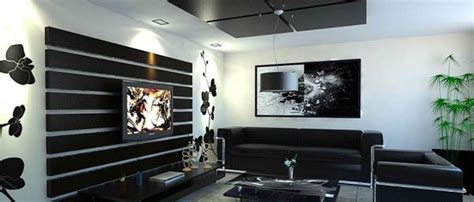 20 modern contemporary black and white living rooms home design lover